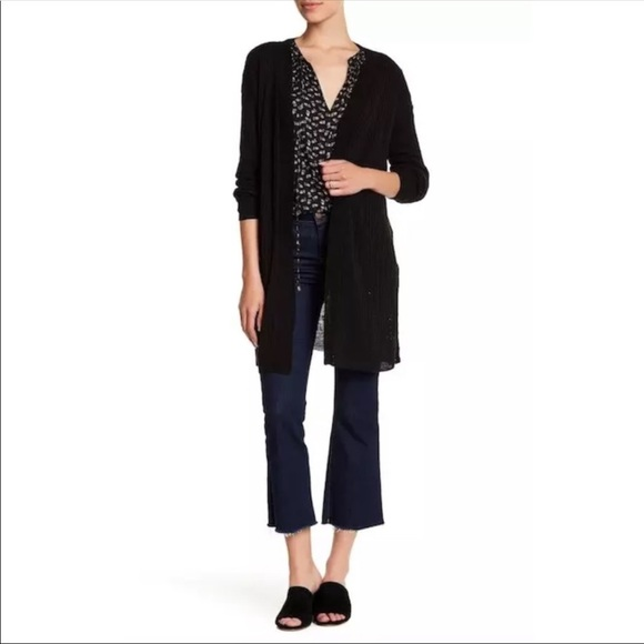 Susina Sweaters - NWT SUSINA Knit Long Sleeve Sweater Cardigan